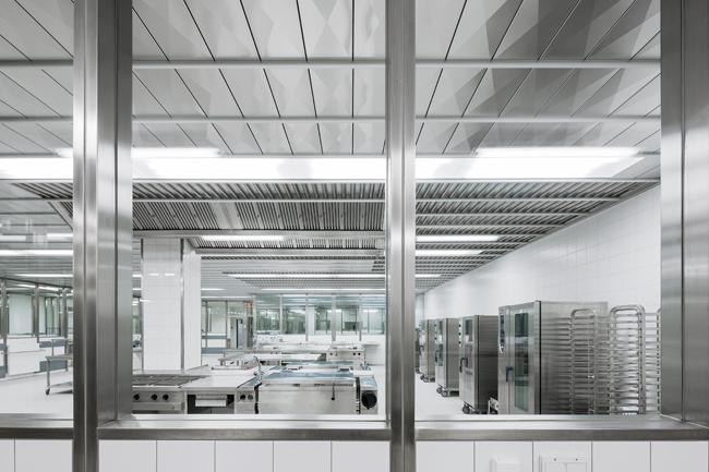 JVA Bremen - Sanierung und Umbau der Zentralküche | GSP